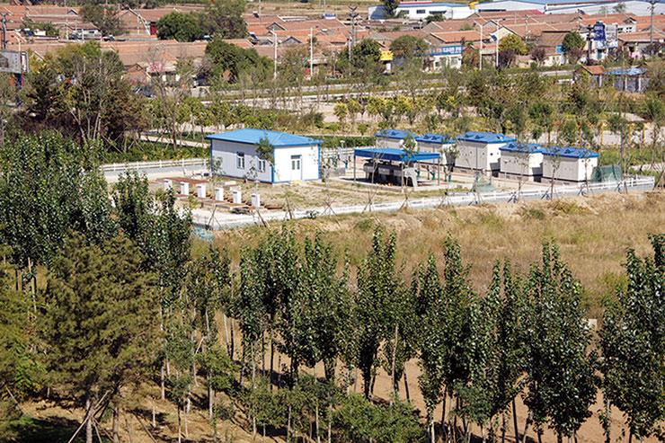 大楊莊泵站